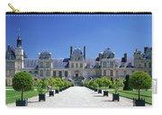 Chateau De Fontainebleau Ile De France Carry-all Pouch