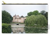Chateau De Sercy - Burgundy Carry-all Pouch