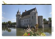 Chateau De Sully-sur-loire And Moat Carry-all Pouch