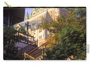 Chateau Frontenac In Quebec Carry-all Pouch
