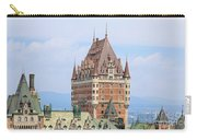 Chateau Frontenac Quebec City Canada Carry-all Pouch