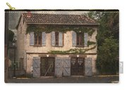 Chateau No 1 Rue Moulins France Carry-all Pouch
