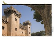 Chateau Of King Rene, France Carry-all Pouch