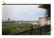Chateau Vilandry And Garden View Carry-all Pouch