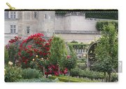 Chateau Villandry And The Cabbage Garden  Carry-all Pouch