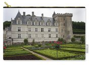 Chateau Villandry - Usefulness And Ornament  Carry-all Pouch