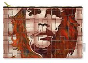 Che Guevara Digital From Watercolor Painting Carry-all Pouch