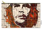 Che Guevara Watercolor Painting Carry-all Pouch