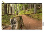 Cheakamus Lake Trail Carry-all Pouch