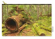 Cheakamus Old Growth Cedar Stumps Carry-all Pouch