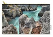 Cheakamus River Channel Carry-all Pouch