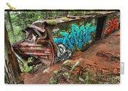Cheakamus River Train Derailment Carry-all Pouch