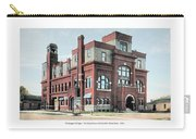 Cheboygan Michigan - Opera House And City Hall - Huron Street - 1905 Carry-all Pouch