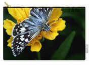 Checkered Skipper Vertical Carry-all Pouch