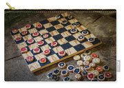 Checkers Carry-all Pouch