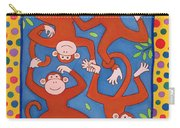 Cheeky Monkeys Wc Carry-all Pouch