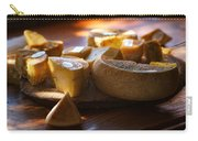 Cheese Selection Carry-all Pouch