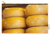 Cheese Wheels Carry-all Pouch