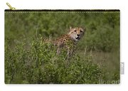 Cheetah   #0093 Carry-all Pouch