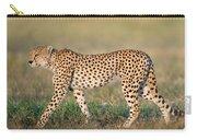 Cheetah Acinonyx Jubatus Walking Carry-all Pouch