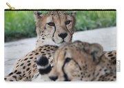 Cheetah Awakening Carry-all Pouch