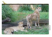 Cheetah Brothers  Carry-all Pouch