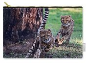 Cheetah Cubs Carry-all Pouch