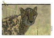 Cheetah Gaze Carry-all Pouch