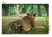 Cheetah Lunch-87 Carry-all Pouch