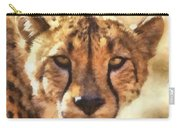 Cheetah One Carry-all Pouch