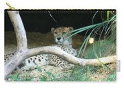 Cheetah Resting  Carry-all Pouch
