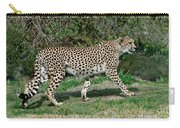 Cheetah Strolling Carry-all Pouch