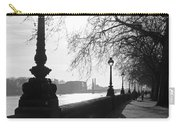 Chelsea Embankment London Uk 5 Carry-all Pouch