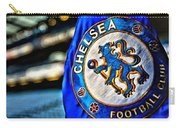 Chelsea Football Club Poster Carry-all Pouch