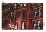 Chelsea Hotel Carry-all Pouch