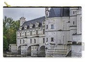 Chenonceau And River Cher Carry-all Pouch