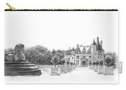 Chenonceau Entrance Carry-all Pouch
