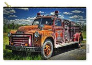 Cherokee Fire Truck Carry-all Pouch