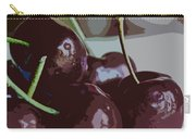 Cherries Abstract Carry-all Pouch