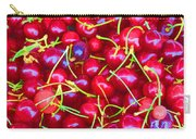 Cherries Brilliant Carry-all Pouch
