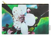 Cherry Blosom Carry-all Pouch
