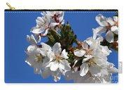 Cherry Blossom Blue Sky - 1 Carry-all Pouch