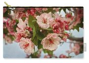 Cherry Blossom Pink Carry-all Pouch