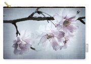 Cherry Blossom Sweetness Carry-all Pouch