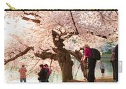 Cherry Blossoms 2013 - 006 Carry-all Pouch