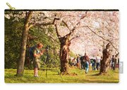 Cherry Blossoms 2013 - 009 Carry-all Pouch