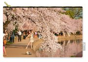 Cherry Blossoms 2013 - 076 Carry-all Pouch