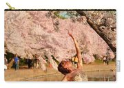 Cherry Blossoms 2013 - 077 Carry-all Pouch