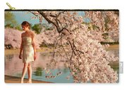 Cherry Blossoms 2013 - 079 Carry-all Pouch