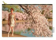 Cherry Blossoms 2013 - 080 Carry-all Pouch